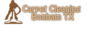Carpet Cleaning Bonham TX Logo